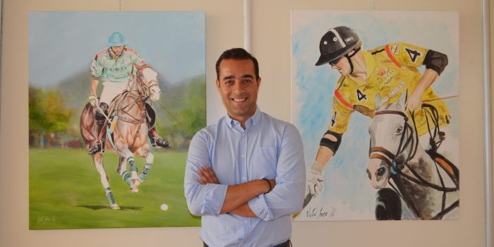 2017-08-20 Víctor Jerez en el 46º Torneo Internacinacional de Polo