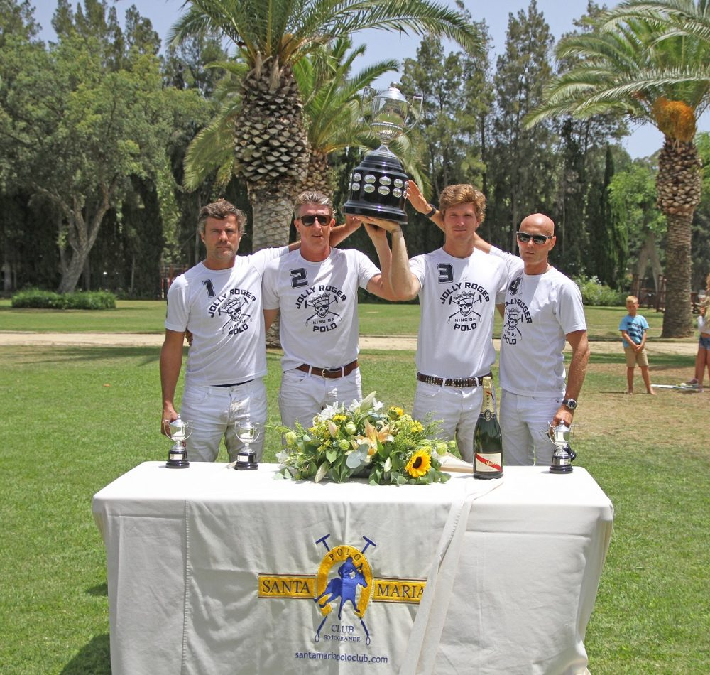 Jolly Rogers campeón IV Memorial Manuel Prado