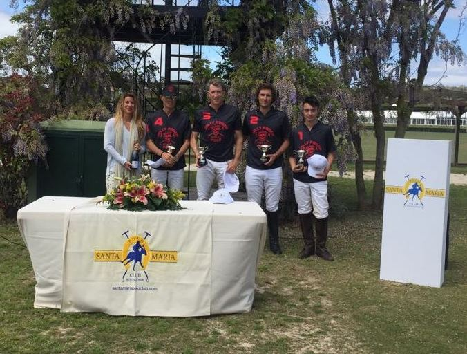 Jolly Roger King of Polo (Ganador Torneo de Primavera 2018 Santa María Polo Club)