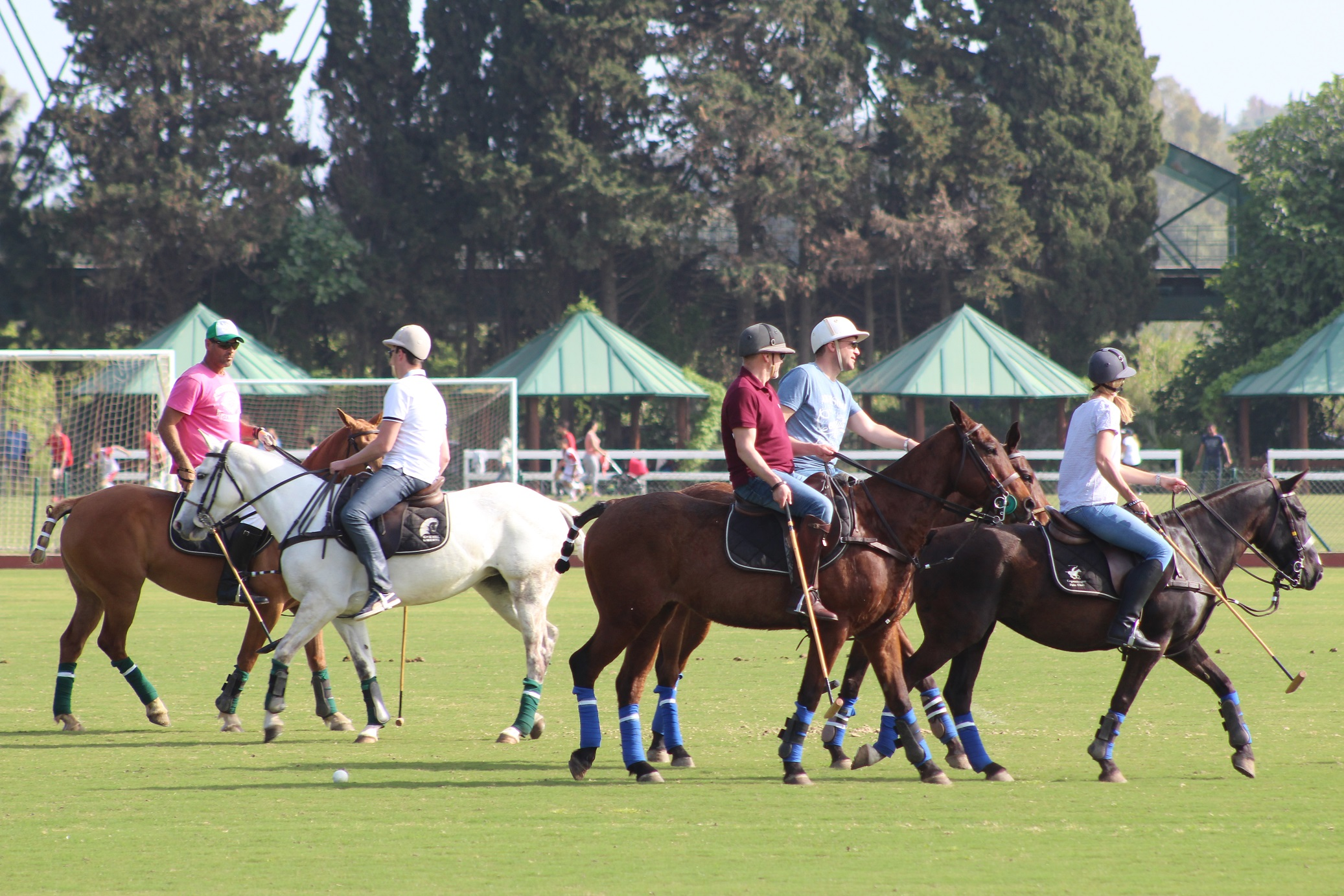 Polo Clinic Santa María Polo Club 5
