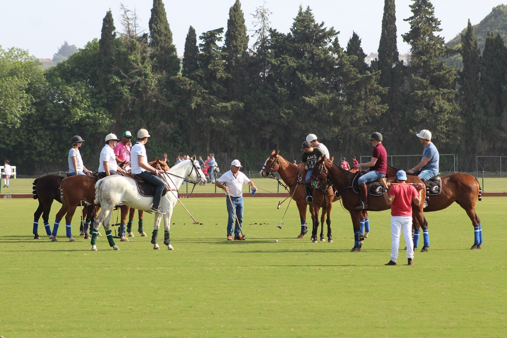 Polo Clinic Santa María Polo Club 2