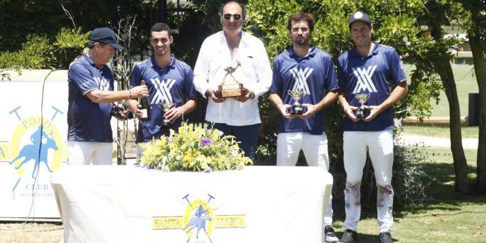 2018-06-17 Ayala vencedor XV Memorial Conde de la Maza (Santa María Polo Club)