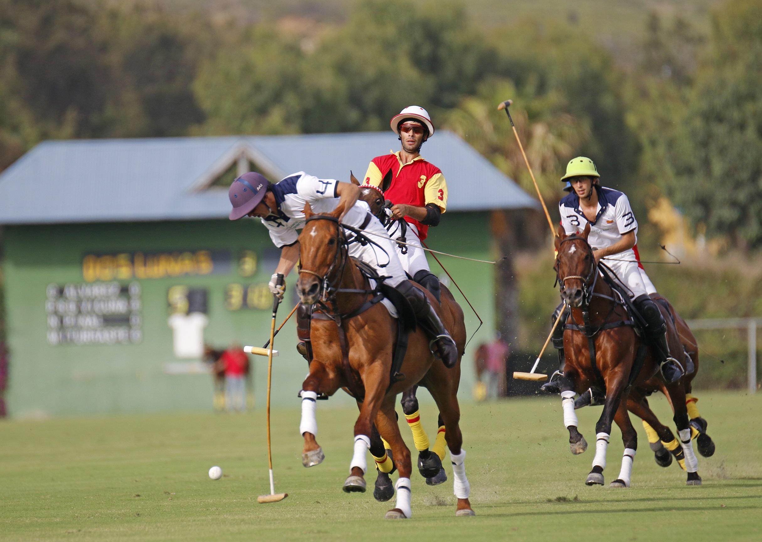 Santa María Polo Club (Dos Lunas vs Dr. A)