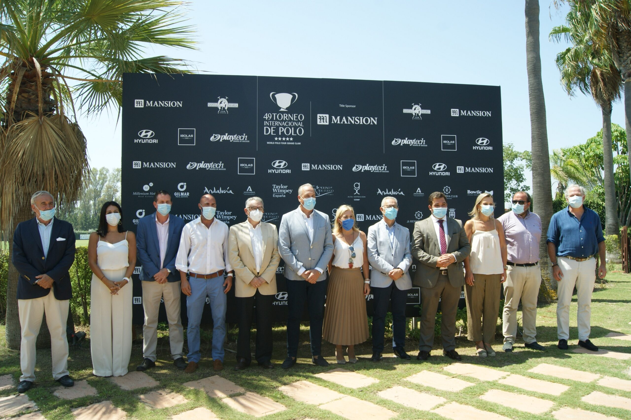 Presentacion 49 Torneo Internacional Mansion de Polo